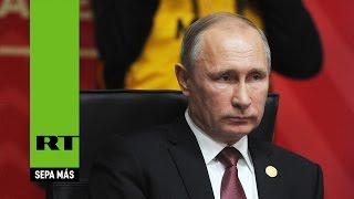Download La conversación de 4 minutos entre Putin y Obama en la cumbre APEC de Perú: ¿De qué hablaron? Video