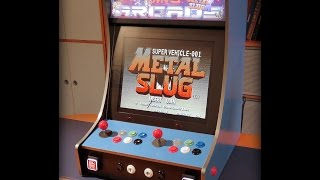 Download Custom build retro arcade cabinet powered by RetroPie Video