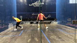 Download Great training drill being used at the British Open Squash Video