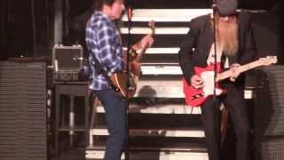 Download John Fogerty and ZZ Top - Sharp Dressed Man Video