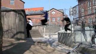 Download weekendofdanishfunjoy (Parkour & Freerunning) HD Video