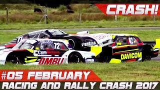 Download Week 5 February 2017 Racing and Rally Crash Compilation Video