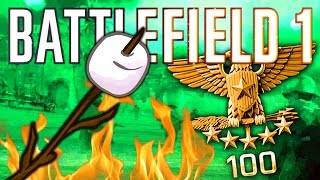 Download MARSHMALLOW TIME - BATTLEFIELD 1 (Road to Max Rank #40)(PS4) Video