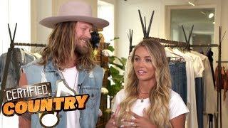 Download Inside Florida Georgia Line's Brian Kelley's Fashion Empire With Wife Brittney | Certified Country Video