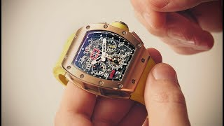 Download Why Does This Richard Mille Cost £100,000? | Watchfinder & Co. Video