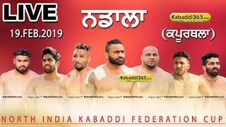 Download 🔴 [Live] Nadala (Kapurthala) North India Kabaddi Federation Cup 19 Feb 2019 Video