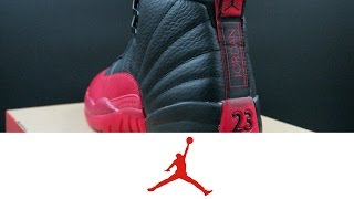 Download Air Jordan 12 Retro 'Flu Game' Video