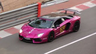Download DMC Lamborghini Aventador with Decatted Capristo Exhaust System! Video
