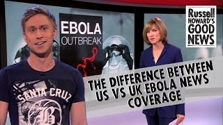 Download The difference between US vs UK Ebola news coverage Video