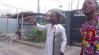 Download THE GAME (Ghanaian Comedy) Video