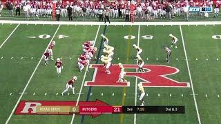 Download Highlights: Texas State vs. Rutgers Scarlet Knights | Big Ten Football Video