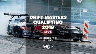 Download Drift Masters European Championship 2018 - LIVE Qualifying from Mondello Park, Ireland Video