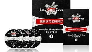 Download Easy Cash Code Scam Review | How I Made $100+ In Just 2 Days! Only $18 One -Time! Video