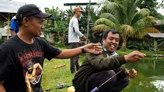 Download belajar mancing ikan bawal Video