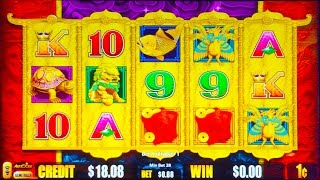Download 5 Dragons Good Fortune slot machine, Double, Bonus or Bust 3 Video