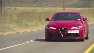 Download Alfa Romeo Giulia QV vs 2.0GT Super Video
