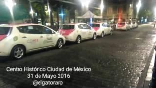 Download Taxis eléctricos en la Ciudad de México Video