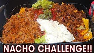 Download HUCKLEBERRY'S 6LB MACHO NACHO CHALLENGE!! Video