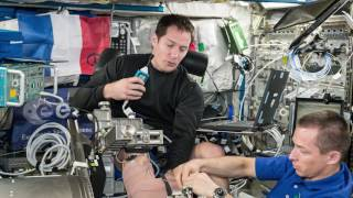 Download Now's the Time for Science in Space Video