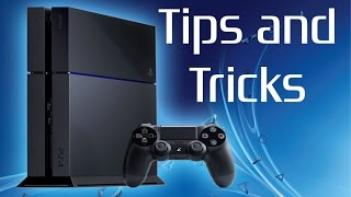 Download 19 More PS4 Tips and Tricks Video
