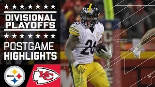 Download Steelers vs. Chiefs | NFL Divisional Game Highlights Video