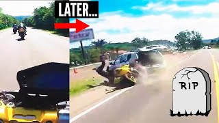 Download WHEN STREET RACING GOES BAD - Best Onboard Compilation [Sportbikes] - Part 5 Video