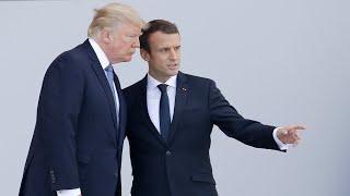 Download Macron to press Trump on Iran, trade Video