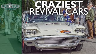 Download 5 craziest cars at Goodwood Revival 2019 Video