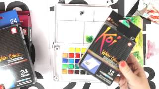 Download Koi Watercolors: Box of 30 Video