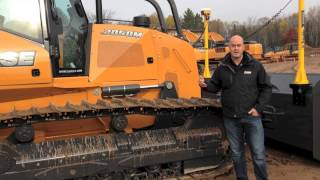 Download First Look: Case 2050M and 850M crawler dozers Video
