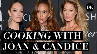 Download COOKING WITH JOAN & CANDICE + OUR SIMILARITIES • DOUTZEN DIARIES Video