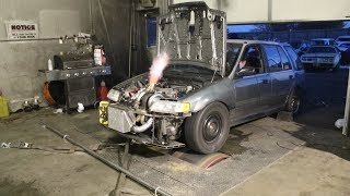 Download INSANE! 1000+hp Civic Wagon! Video