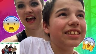 Download Riding Crazy Rides at Amusement Park / That YouTub3 Family Video