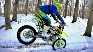 Download SNOW ENDURO - WIDE OPEN Video