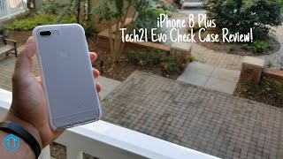 Download iPhone 8 Plus Tech21 Evo Check Case Review! Video