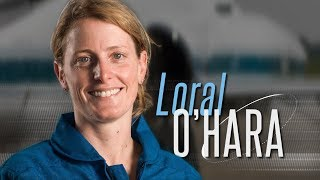 Download Loral O'Hara/NASA 2017 Astronaut Candidate Video