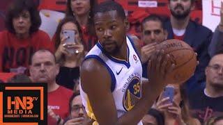 Download Golden State Warriors vs Houston Rockets 1st Qtr Highlights / Game 2 / 2018 NBA Playoffs Video