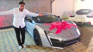Download MY DREAM CAR BIRTHDAY SURPRISE *EMOTIONAL* Video
