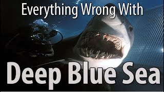 Download Everything Wrong With Deep Blue Sea In 16 Minutes Or Less Video