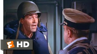 Download Mister Roberts (1955) - You Stabbed Me in the Back Scene (8/10) | Movieclips Video