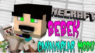 Download Minecraft : BEBEK CANAVARLAR MODU - ÇOK GÜÇLÜLER ! Video