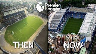 Download Premier League Stadiums Then & Now Video