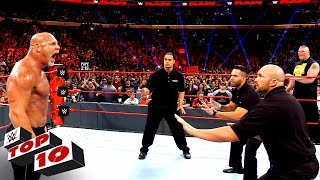 Download Top 10 Raw moments: WWE Top 10, Nov. 14, 2016 Video