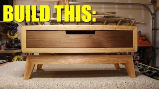 Download Mid-Century Modern Inspired Coffee Table Video