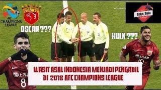 Download Wow !!! Wasit terbaik Indonesia, Thoriq Alkatiri tampil di AFC Champions League 2018 Video