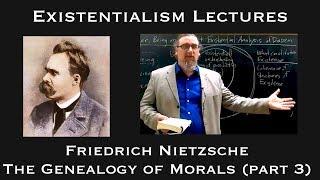 Download Friedrich Nietzsche | Genealogy of Morals (part 3) | Existentialist Philosophy & Literature Video