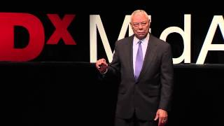 Download Our Youth Must Be Ready to Lead: Colin Powell at TEDxMidAtlantic 2012 Video