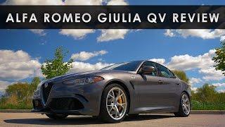 Download Review | 2017 Alfa Romeo Giulia | Rapid Rebirth Video