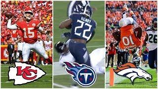 Download Every Teams GREATEST Play from the 2018-19 NFL Regular Season Video