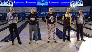 Download 2018 USBC Masters Stepladder Finals Video